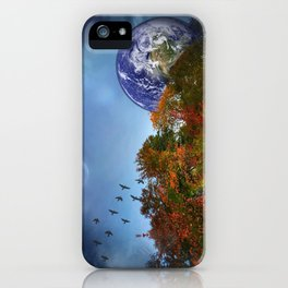 The Sky is Falling iPhone Case