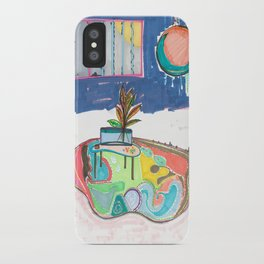 Pretty Cages iPhone Case