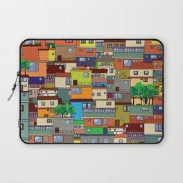 Favela, Rio de Janeiro Laptop Sleeve