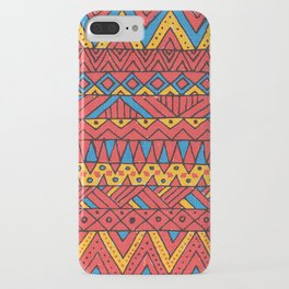 Native Glam iPhone Case