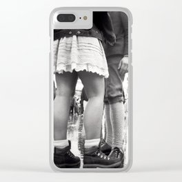 Oktoberfest Clear iPhone Case