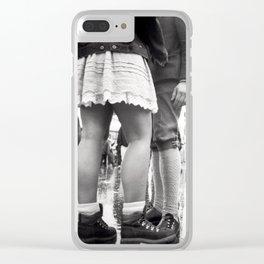 Oktoberfest Clear iPhone Case