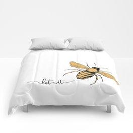 Let it Bee Comforters