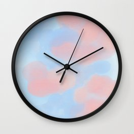easy on the eyes Wall Clock