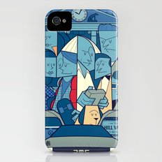 Back to the Future Slim Case iPhone (4, 4s)
