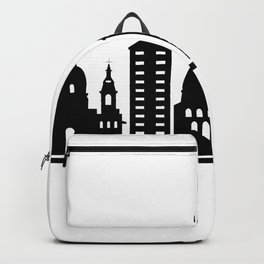 turin skyline Backpack