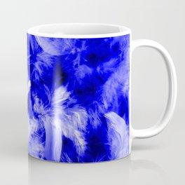 Colorful Feathers,blue Coffee Mug