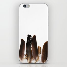 Feather Weather 3 iPhone Skin
