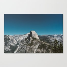 Glacier Point, Yosemite National Park V Canvas Print