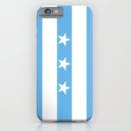 Guayaquil city flag iPhone Case