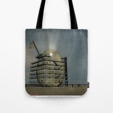 Creation of an eGG Tote Bag