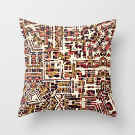 Sixty Two Throw Pillow