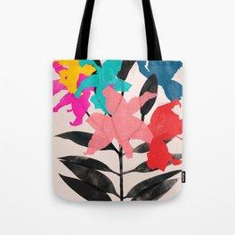 lily 9 Tote Bag