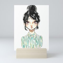 Katherine 2 Mini Art Print