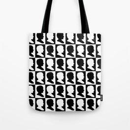 Ada Lovelace Pop Art Tote Bag