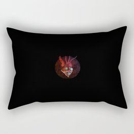 Litle heart in protection Rectangular Pillow