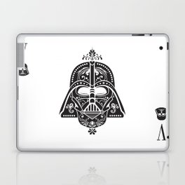 Darth Vader Card Laptop & iPad Skin
