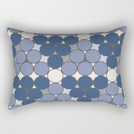 Dodecagon Constellation Rectangular Pillow