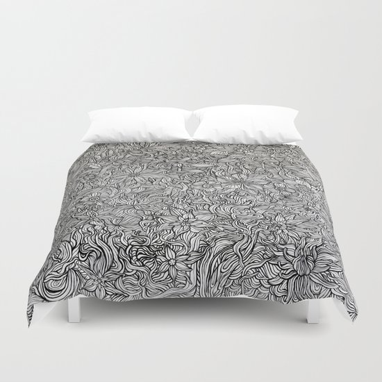 summer is coming Duvet Cover
