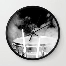 SMOKIN BEAT Wall Clock
