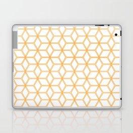 Hive Mind Orange #338 Laptop & iPad Skin