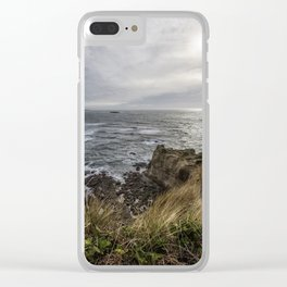 Light on the Horizon Clear iPhone Case