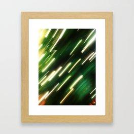 Disturbia II Framed Art Print