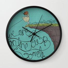 Something Amazing Wall Clock