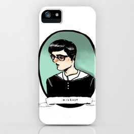 Disgust iPhone Case