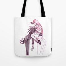 Tombstone Kiss Tote Bag