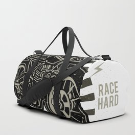 Morocycle caferacer vintage Duffle Bag