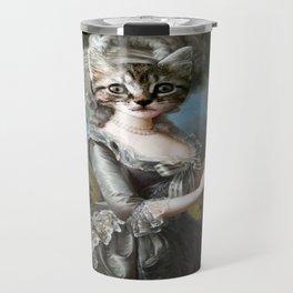 Pretty Kitty Travel Mug