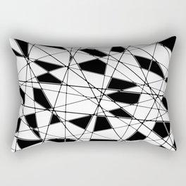 Salt&Pepper Rectangular Pillow