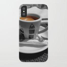 Coffee - espresso iPhone Case