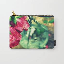 Rose and Chain Carry-All Pouch
