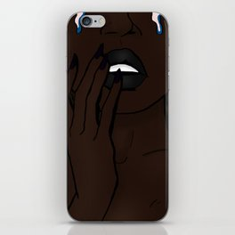 everything's embarrassing iPhone Skin