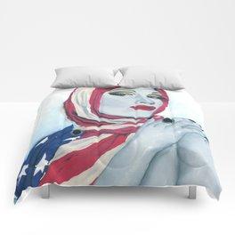American Ladyboy Comforters