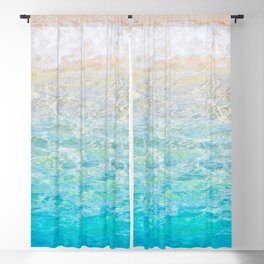 Life's a Beach... Blackout Curtain