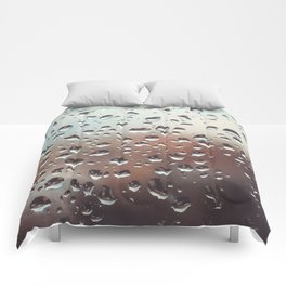 Wet Glass Comforters