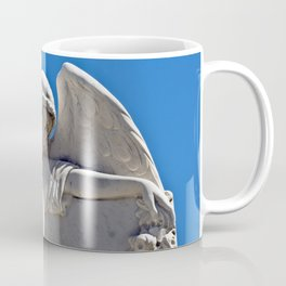White Angel on the Isle of Sicily Coffee Mug