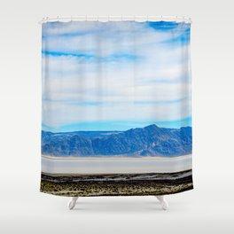 Razorback Shower Curtain