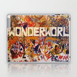 #Wonderworld Laptop & iPad Skin