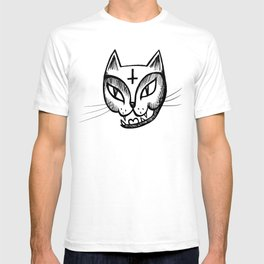 Satan Kitty T-shirt
