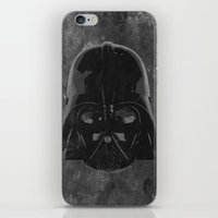 darth vader iPhone & iPod Skins featuring Darth Vader by Some_Designs