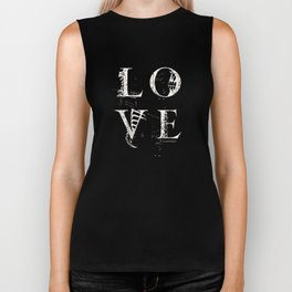 Anatomy of Love Biker Tank