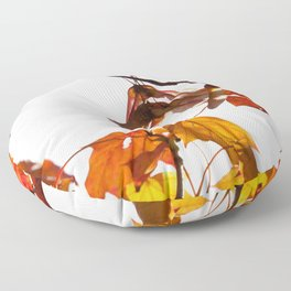 Autumn Sonata I Floor Pillow