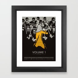 FILM Nº002 Framed Art Print