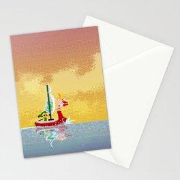 Pixelized : Wind Waker  Stationery Cards