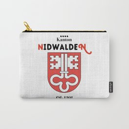 Canton of Nidwalden Carry-All Pouch
