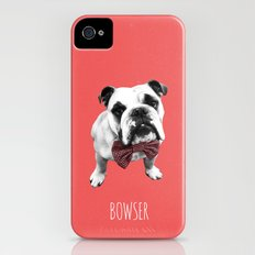Red Bowser iPhone (4, 4s) Slim Case